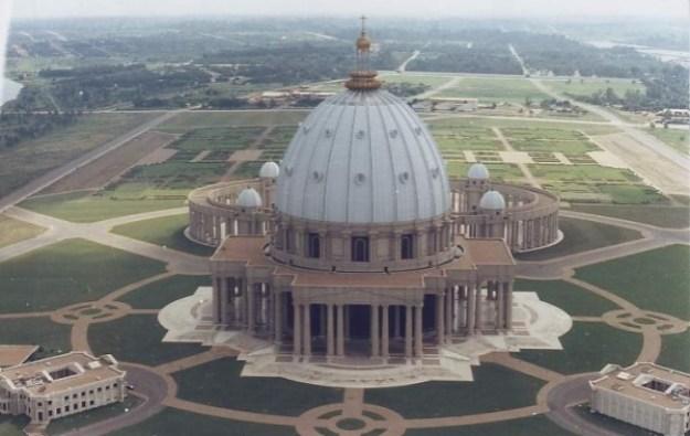 Basilica of Our Lady of Peace, Ivory Coast