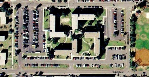 US Navy Building (Coronado)