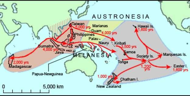 penyebaran Austronesia