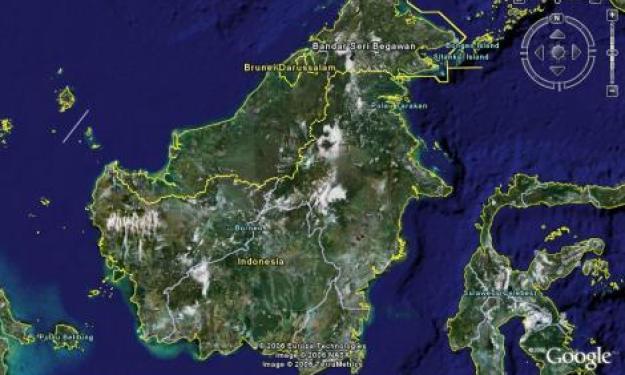 Kalimantan - Pulau Lumbung energi
