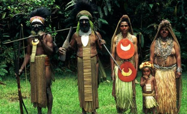 Sekilas Tentang Papua