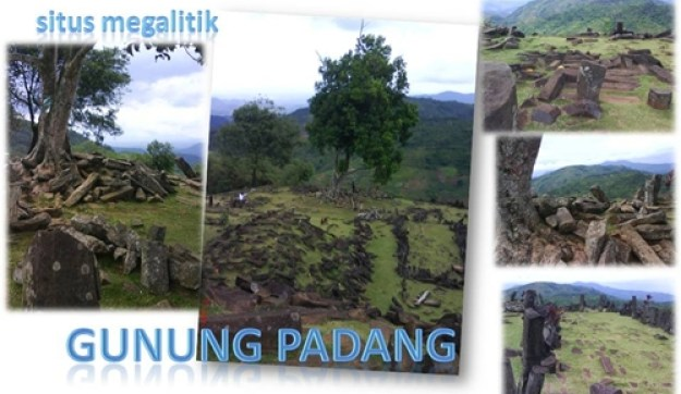 Situs Gunung Padang Diperkirakan Seluas 75 Hektar