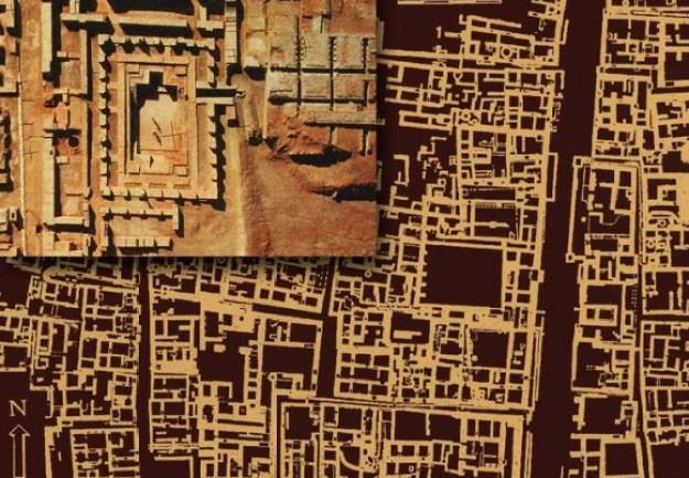 Lokasi Mohenjo-daro terletak di Sindh, Pakistan