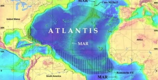 Atlantis yang Diceritakan Plato, Ada di Indonesia