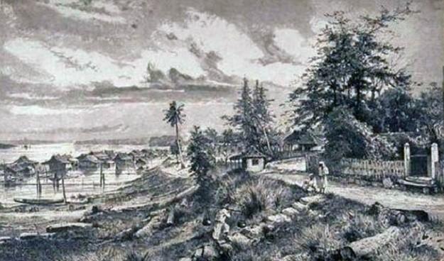 Ilustrasi Kerajaan Samudera Pasai