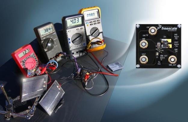 Salah Satu Produk Freescale Semiconductor, Inc.