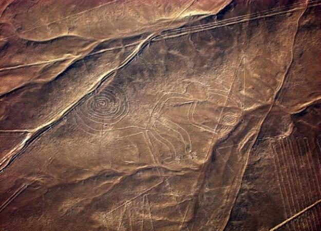 Garis-Garis Nazca Dibuat Manusia Atau Makhluk Asing