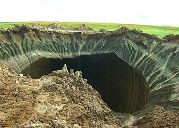 Lubang Misterius Yamalo-Nenets