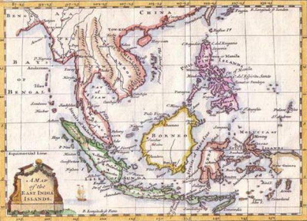 Seajarah Nusantara Tahun 500 Masehi Sampai 1000 Masehi