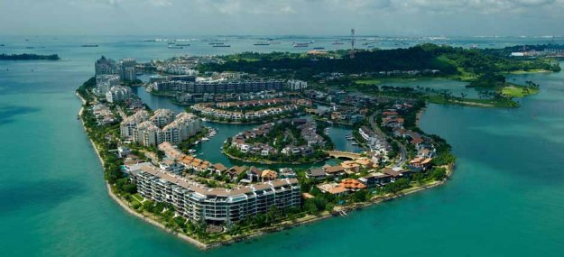 Pulau Sentosa, Singapura