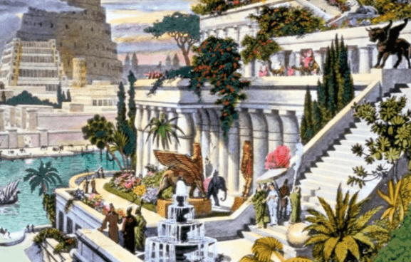 Taman Gantung Babilonia