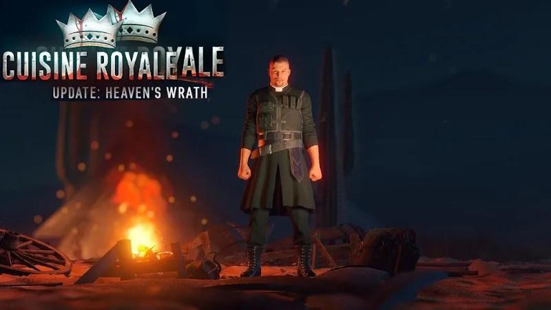 Cuisine Royale アップデート:Heaven's Wrath   aJaJasTeR