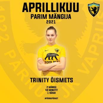 Trinity Õismets / Foto: Svetlana Tšižova