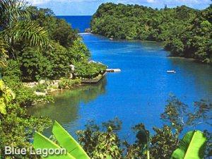 Blue_Lagoon, Port Antonio