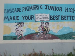 Cascade Primary School in Blue Mountain