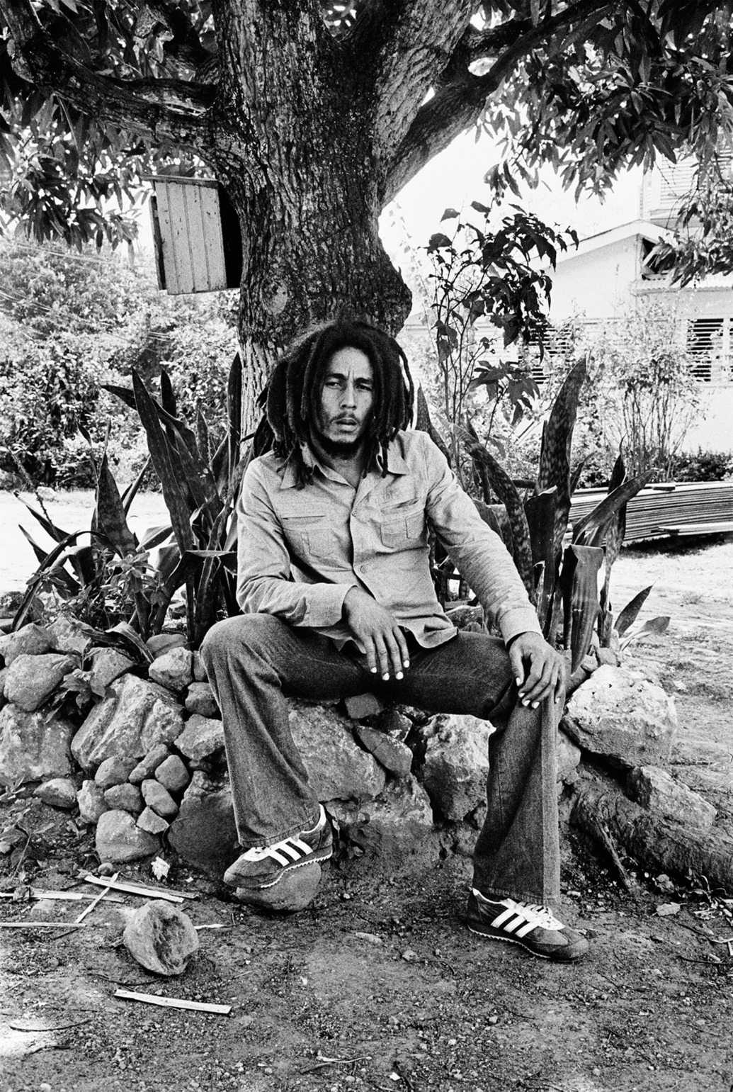 Bob Marley, Hope Road