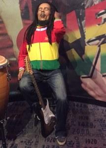 Bob Marley, Madame Tussauds Wax Museum
