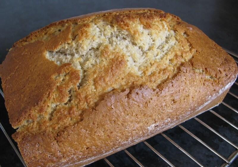 Jamaican toto bread