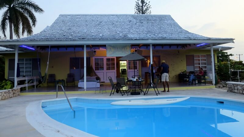 Five Gables hostel in Montego Bay, Jamaica