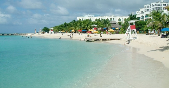 Doctor's Cave Beach Club, Jamaica
