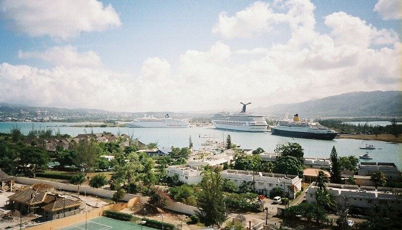 Montego Bay port