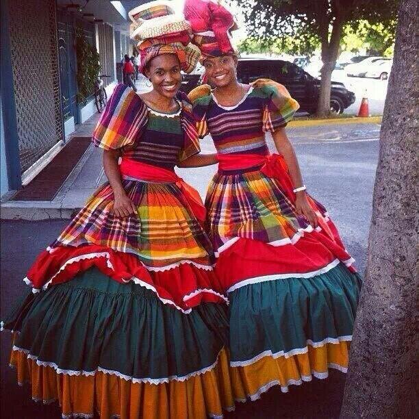 Jamaican Dresses