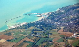 Dover_from_air