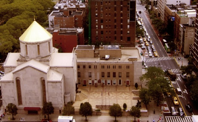 Saint Vartan Cathedral - New York, USA