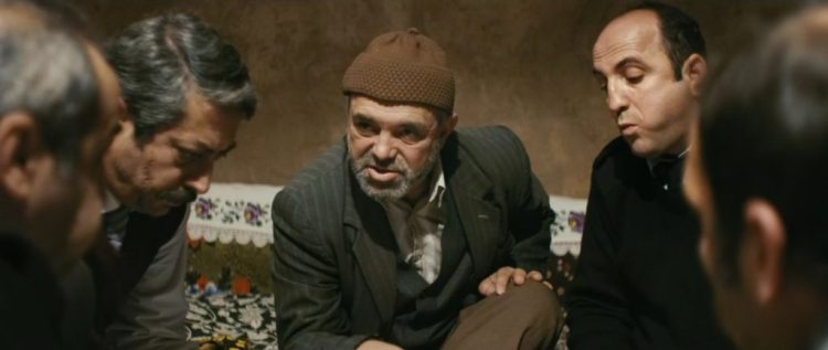 """""""Lamb is the meat to eat,"""" claims the mayor of a rural village in Once Upon a Time in Anatolia (2011)."""