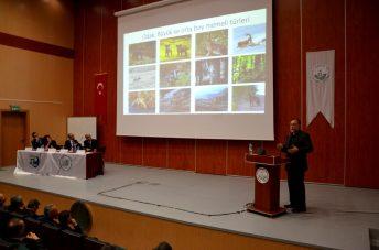 DSC 8457 - 2. Biyolojik Çeşitlilik ve Biyokaçakçılık Çalıştayı, AİBÜ'de Düzenlendi