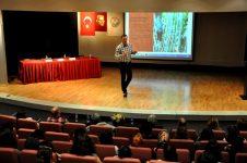 DSC 0230 - Sporda Kariyer Günleri AİBÜ'de Yapıldı