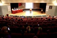 DSC 4971 - İlahiyat Fakültesi'nde Kur'an-ı Kerim'i Güzel Okuma Yarışması