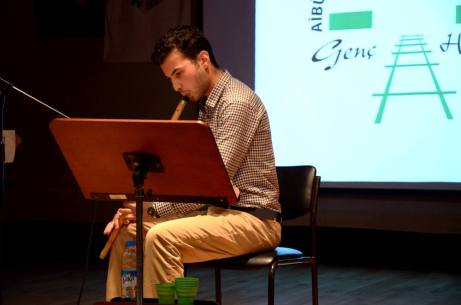 DSC 4998 - İlahiyat Fakültesi'nde Kur'an-ı Kerim'i Güzel Okuma Yarışması