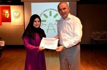 DSC 5015 - İlahiyat Fakültesi'nde Kur'an-ı Kerim'i Güzel Okuma Yarışması