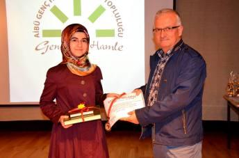 DSC 5019 - İlahiyat Fakültesi'nde Kur'an-ı Kerim'i Güzel Okuma Yarışması