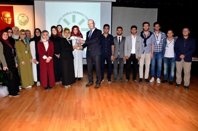 DSC 5069 - İlahiyat Fakültesi'nde Kur'an-ı Kerim'i Güzel Okuma Yarışması
