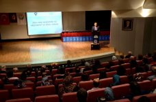 DSC 2430 - 2015-2016 Akademik Yılı Mezuniyet ve İzzet Baysal Vakfı Ödül Töreni…