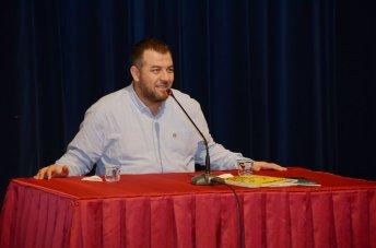 DSC 2629 - Gazeteci-Yazar İsmail Kılıçarslan AİBÜ'de Medeniyet Kavramını Anlattı