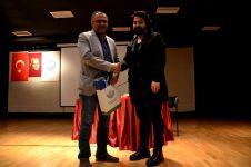DSC 7630 - 54. Kütüphaneler Haftası'nın Konuğu, Genç Yazar Kaan Murat Yanık Oldu