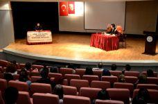 DSC 7687 - 54. Kütüphaneler Haftası'nın Konuğu, Genç Yazar Kaan Murat Yanık Oldu