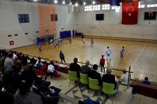 DSC 0483 - Türkiye Üniversiteler Arası Hokey Şampiyonası, AİBÜ'de Başladı