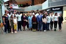 DSC 6536 - Uluslararası Öğrencilerin TÖMER'deki Yaz Okulu Eğitimleri Sona Erdi