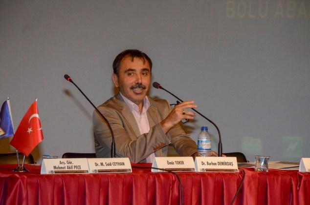 """DSC 0597 - Türkiye'de İlk Kez Düzenlenen """"Tevhidi Düşünce Işığında İlim Dallarının Yeniden İnşası Şurası"""" BAİBÜ'de Başladı"""