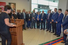 DSC 0976 - Üniversitemiz FTR Hastanesinde Geleneksel ve Tamamlayıcı Tıp Merkezi Açıldı
