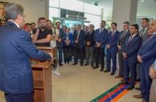 DSC 1047 - Üniversitemiz FTR Hastanesinde Geleneksel ve Tamamlayıcı Tıp Merkezi Açıldı
