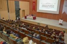 DSC 2503 - Kamu Hastaneleri Genel Müdürlüğü'nün Bilgilendirme Toplantısı Üniversitemizde Yapıldı