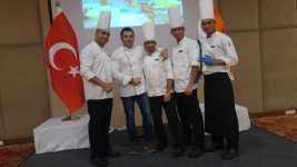 6 - Hindistan'da Türk Mutfağını Tanıttı