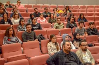 """DSC 3303 - BAİBÜ'de """"Kimya, Toplum ve Ekoloji İlişkisi"""" Konferansı…"""