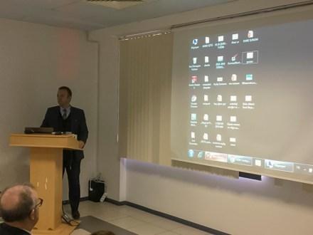 DSC00503 - Üniversitemiz Tıp Fakültesi Radyoloji Bölümü Türk Radyoloji Yeterlilik Kurulu'nun Denetiminden Geçti