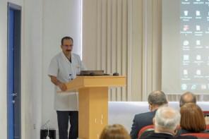 DSC00564 - Üniversitemiz Tıp Fakültesi Radyoloji Bölümü Türk Radyoloji Yeterlilik Kurulu'nun Denetiminden Geçti